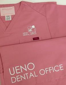 ユニフォーム クリニック UENO DENTAL OFFICE