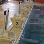 サンスポーツクラブ プール飛び込み台