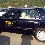 篠陽タクシー JOYO TAXI